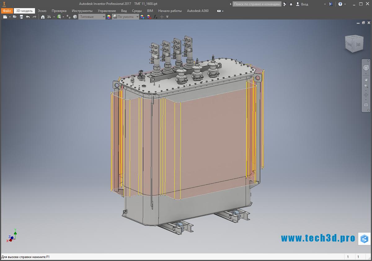 ТМГ 11 – масляные трансформаторы напряжения