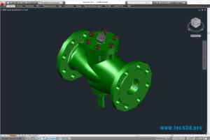 3D-модель средств автоматики Clorius