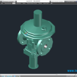 Клапан регулятор давления RMG