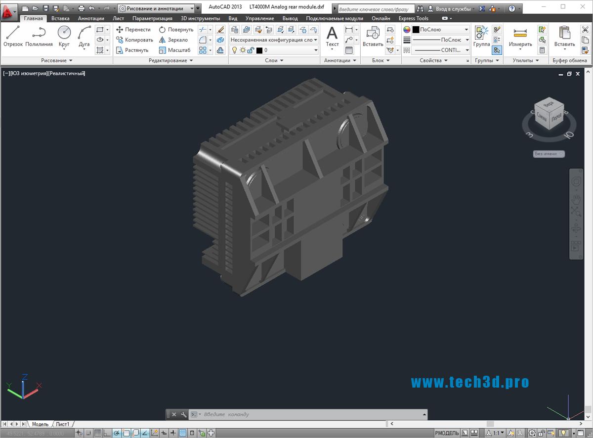 3D модели IT оборудования Schneider