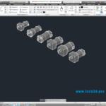 Двигатели постоянного тока с параллельным валом