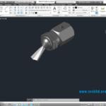 Запорный клапан с переключателем
