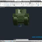 Танк TOG II