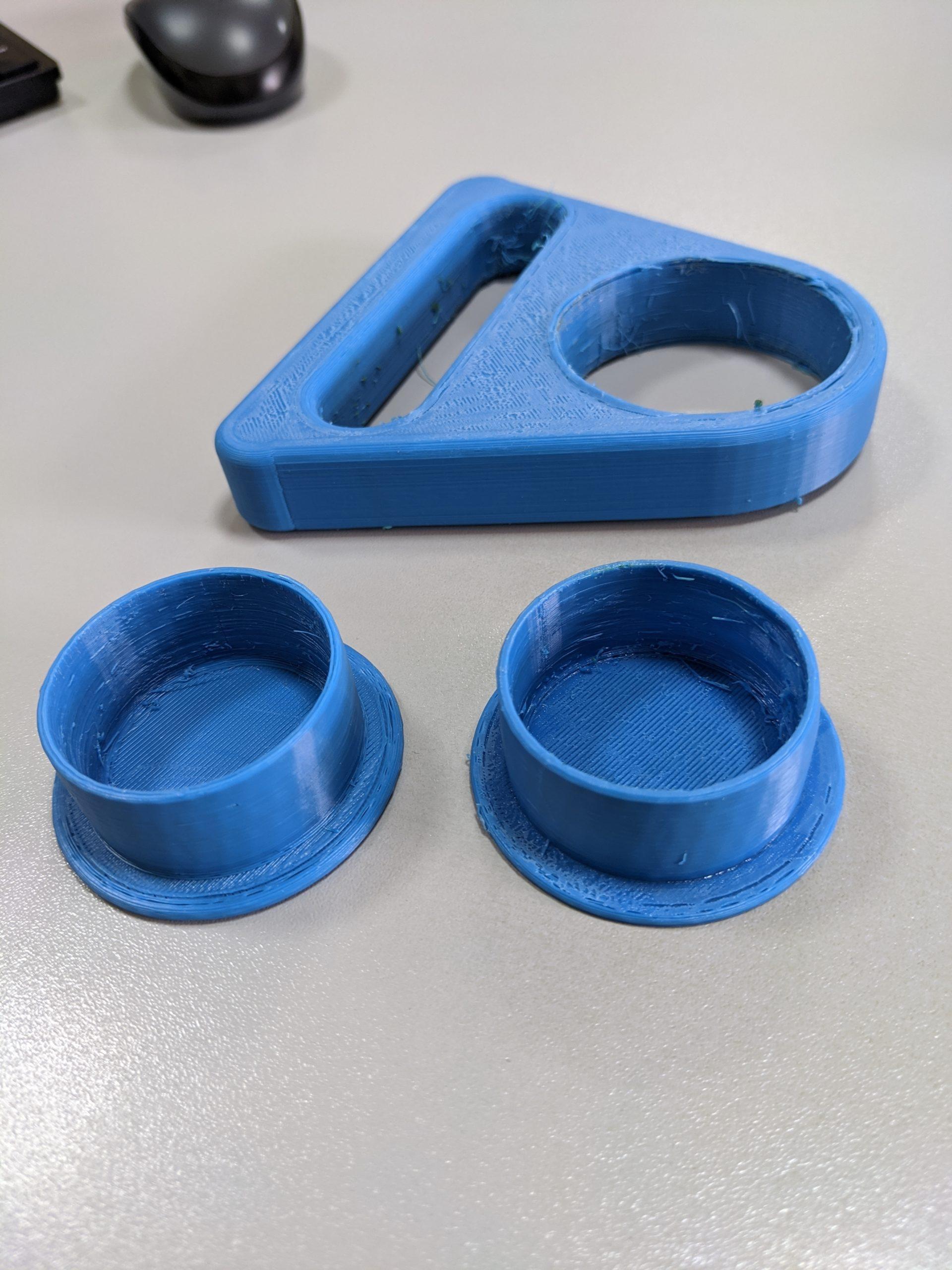 3D принтер пробка